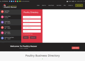 poultrybazaar.net at WI. Egg Rate | Egg Price | Broiler