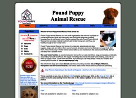 Poundpuppy.info thumbnail