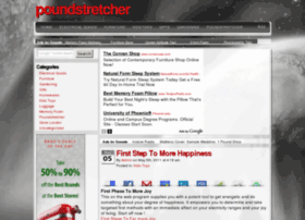 Poundstretcher-uk.info thumbnail
