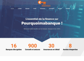 Pourquoimabanque.fr thumbnail