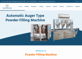 Powderfillingmachine.net thumbnail