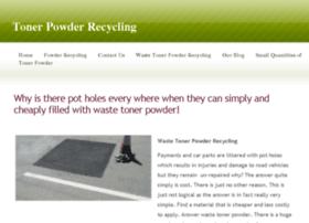 Powderrecycling.co.uk thumbnail