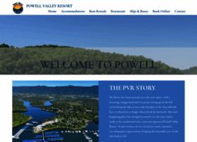 Powellvalleyresort.net thumbnail