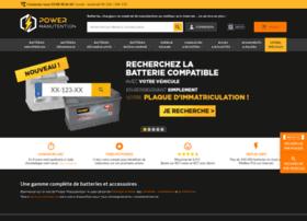 Power-manutention.fr thumbnail