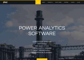Poweranalyticssoftware.net thumbnail