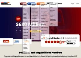 Powerball-megamillions.com thumbnail