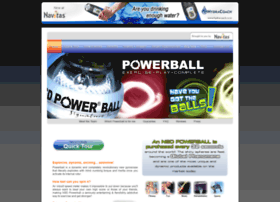 Powerballs.co.in thumbnail