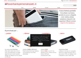 Powerbankpersonalizzati.it thumbnail