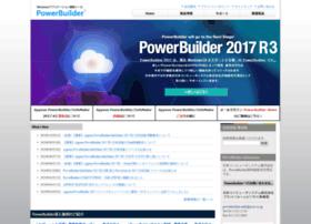 powerbuilder jp at WI  4GL Windowsアプリケーション開発ツール