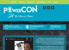 Powercon.io thumbnail