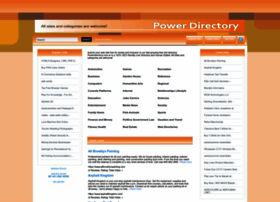 Powerdirectory.com.ar thumbnail
