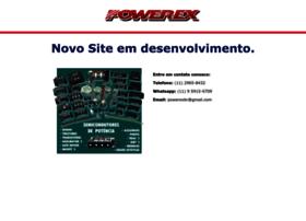 Powerex.com.br thumbnail