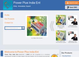 Powerplusindia.net thumbnail