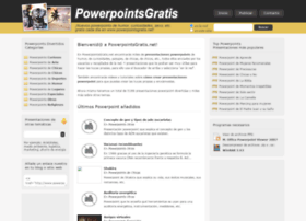 Powerpointsgratis.net thumbnail