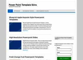 Powerpointskins.com thumbnail