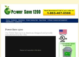 Powersave1200.net thumbnail