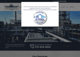 Powersourceservices.org thumbnail