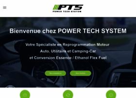 Powertechsystem.fr thumbnail