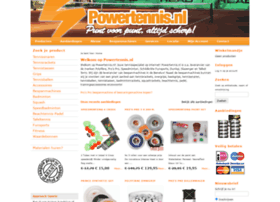 Powertennis.nl thumbnail
