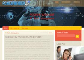 Powerweaver.com thumbnail