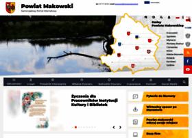 Powiat-makowski.pl thumbnail