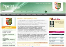 Powiat-nowotomyski.info thumbnail
