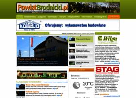 Powiatbrodnicki.pl thumbnail