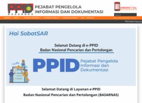 Ppid.basarnas.go.id thumbnail
