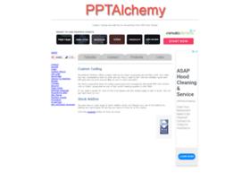 Pptalchemy.co.uk thumbnail