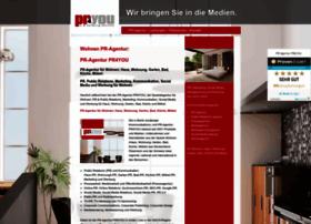 Pr-agentur-wohnen.de thumbnail