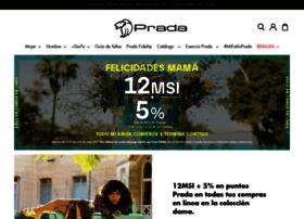 Prada.com.mx thumbnail
