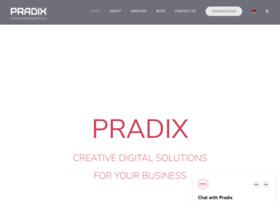 Pradix.io thumbnail