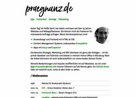 Praegnanz.de thumbnail