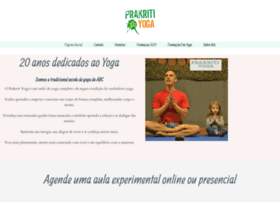 Prakritiyoga.com.br thumbnail