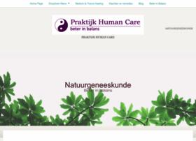 Praktijkhumancare.nl thumbnail