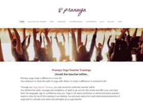 Pranaya.org thumbnail
