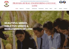Pravaraengg.org.in thumbnail