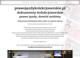 Prawojazdykolekcjonerskie.pl thumbnail