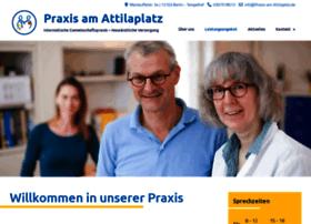 Praxis-am-attilaplatz.de thumbnail