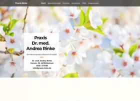 Praxis-rinke.de thumbnail