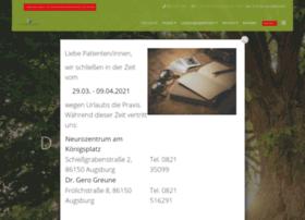 Praxis-tiltscher.de thumbnail