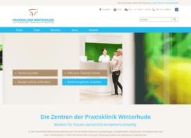Praxisklinik-winterhude.de thumbnail