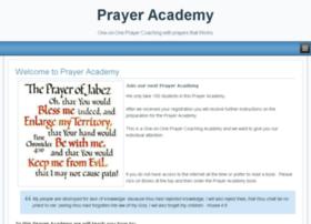 Prayeracademy.co.za thumbnail