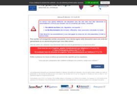Sdac.stsisi@gendarmerie.interieur.gouv.fr at Website Informer