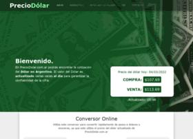 Preciodolar.com.ar thumbnail