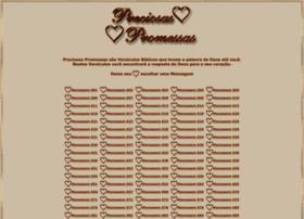 Preciosas-promessas.com.br thumbnail
