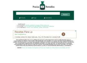 Preciosderemedios.mx thumbnail