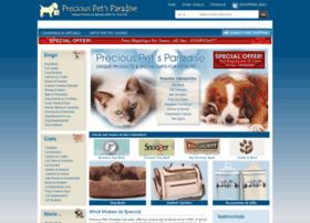 Precious-pets-paradise.com thumbnail