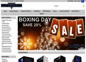 Precisioncomputers.com.au thumbnail