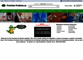 Precisionproducts.us thumbnail